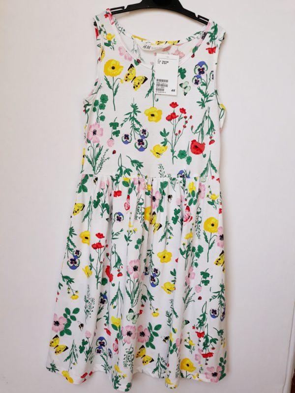 Сукня метелик на 8-10 років H&M