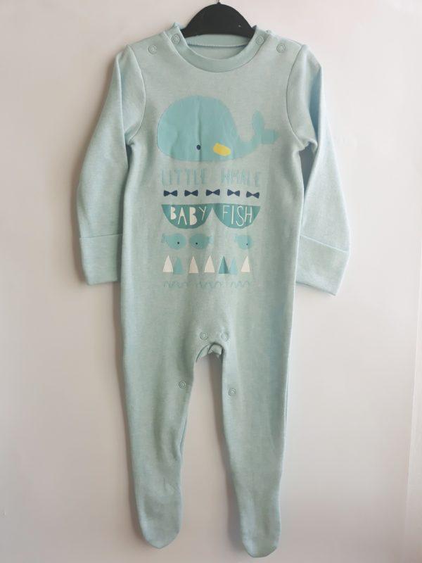 Сліп кит для хлопчика на 3-6 місяців TU