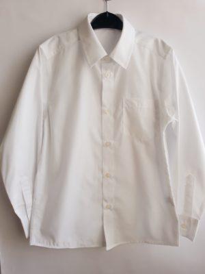 Сорочка біла хлопчику на 8 років TU
