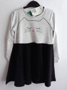 Сукня кошеня для дівчинки на 18-24 місяці H&M
