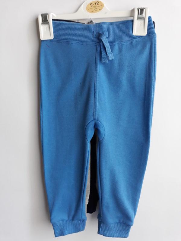 Штани блакитні для хлопчика 9-12 місяців George