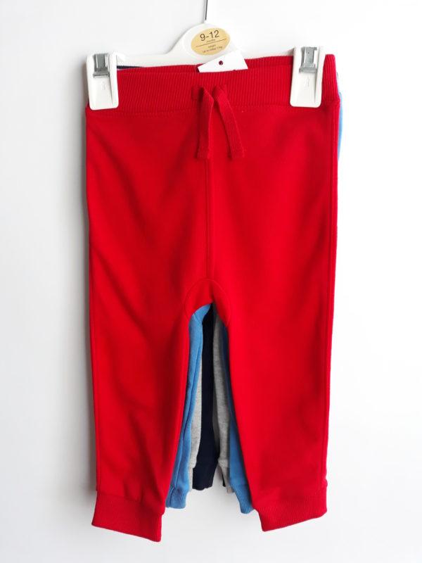 Штани червоні для хлопчика 9-12 місяців George