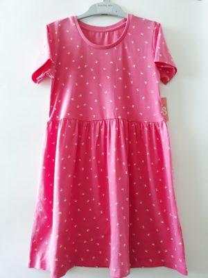 Плаття бантики на рожевому - Речі для малечі