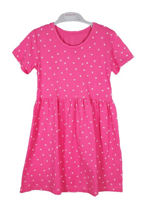 Плаття бантики на рожевому Matalan