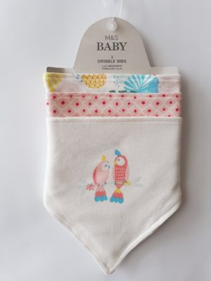 Слинявчики попуги для немовля - Речі для малечі