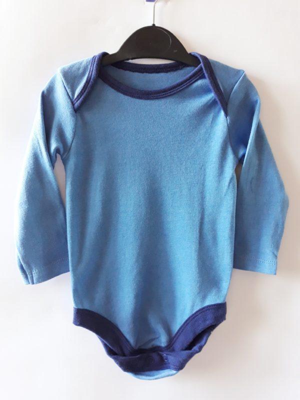 Боді блакитно синій на хлопчика - Речі для малечі