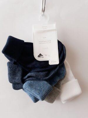 Шкарпетки світлі та темні - Речі для малечі