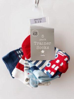 Шкарпетки кольорові - Речі для мелечі