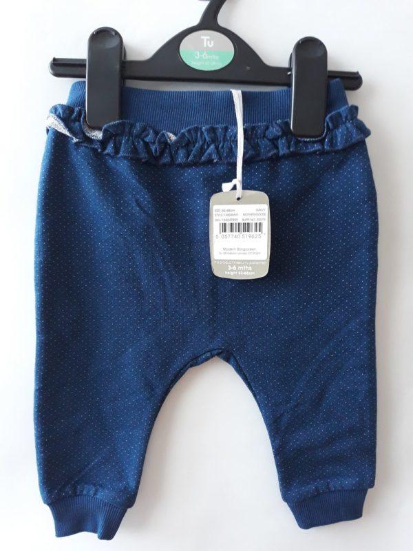 Штани сині - Речі для малечі