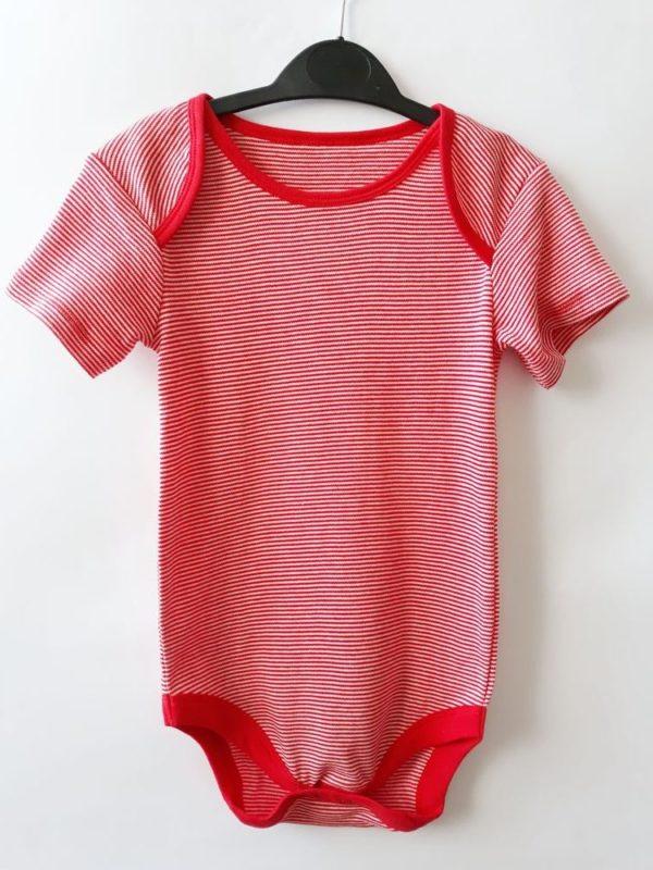Боді красно рожевий - Речі для малечі