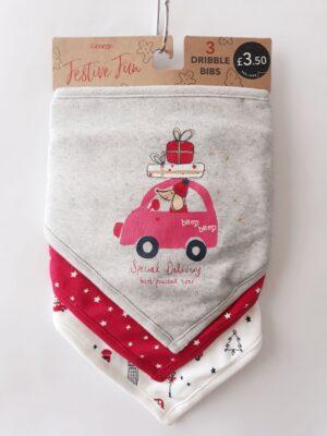 Слинявчики на машині - Речі для малечі