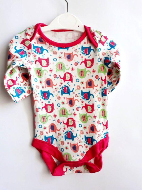 Боді слоненятки -Речі для малечі