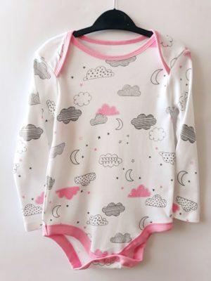 Хмари зіркові та рожеві - Речі для малечі