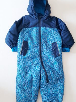 Комбінезон блакитно синій - Речі для малечі