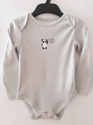 панда привіт боді - Речі для малечі