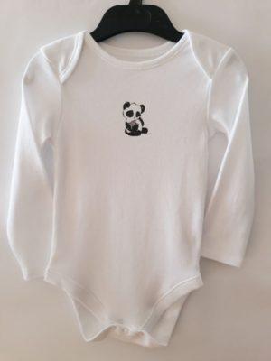 Панда на білому - Речі для малечі