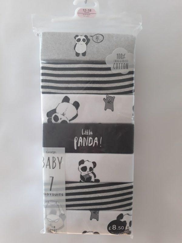 Маленька панда боді - Речі для малечі