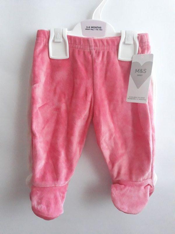 Червоні штани для хлопчика M&S