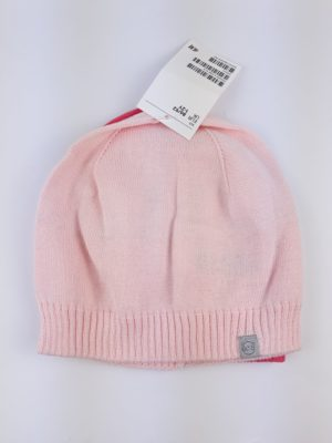 Блідо рожева шапочка для немовляти H&M