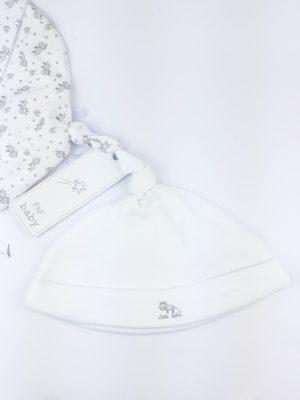 набір шапочок корівки на білому F&F