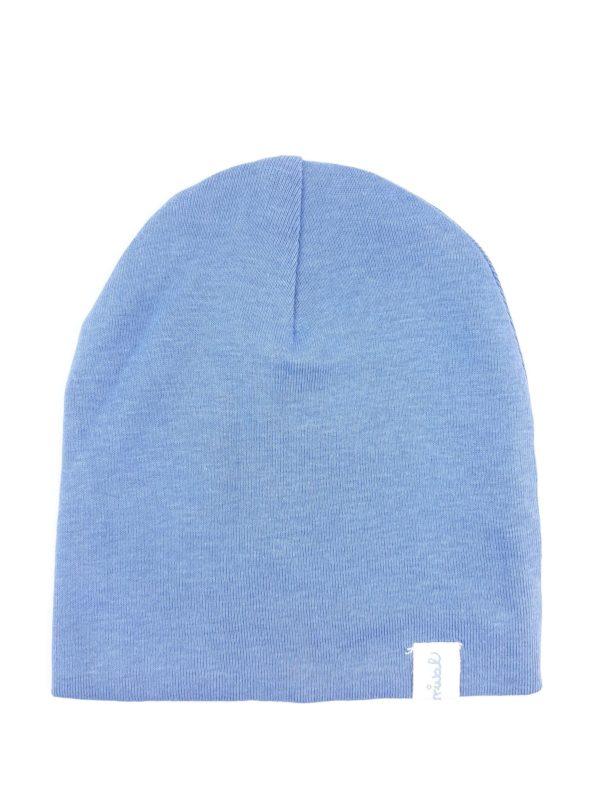 шапочка блакитна на немовля H&M