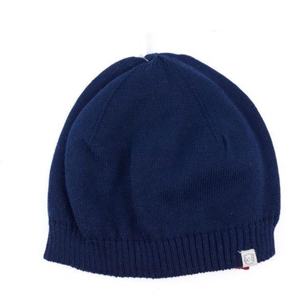 шапочка синя на хлопчика H&M
