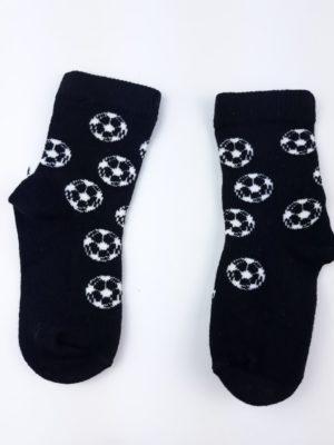 Шкарпетки м'ячі на чорному H&M