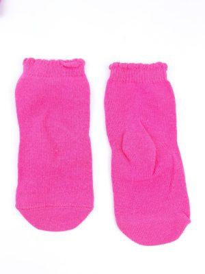 Шкарпетки червоно малинові F&F