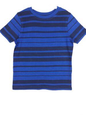 Футболка синя та темно синя смужка George