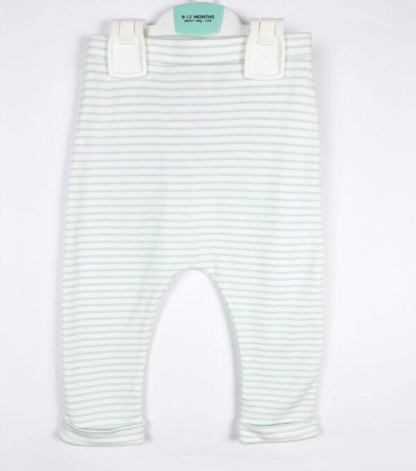 штани біло зелені M&S