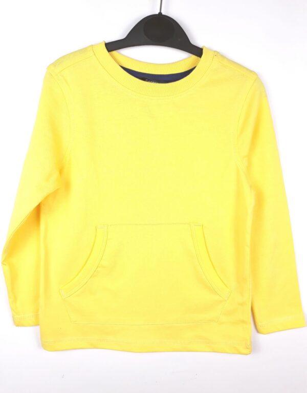 Реглан жовтий з кишенями George