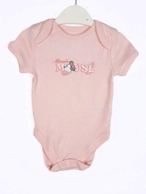 Боді Міні маус на рожевму Disney George