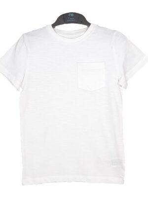 футболка біла Mothercare