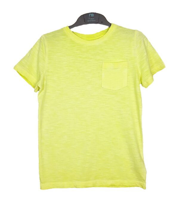 футболка жовта Mothercare