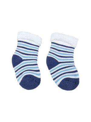 шкарпетки з блакитною та синьою смужкою George