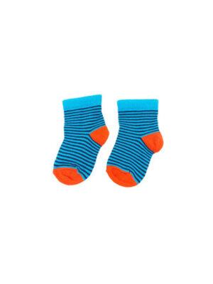 шкарпетки блакитно червоні George