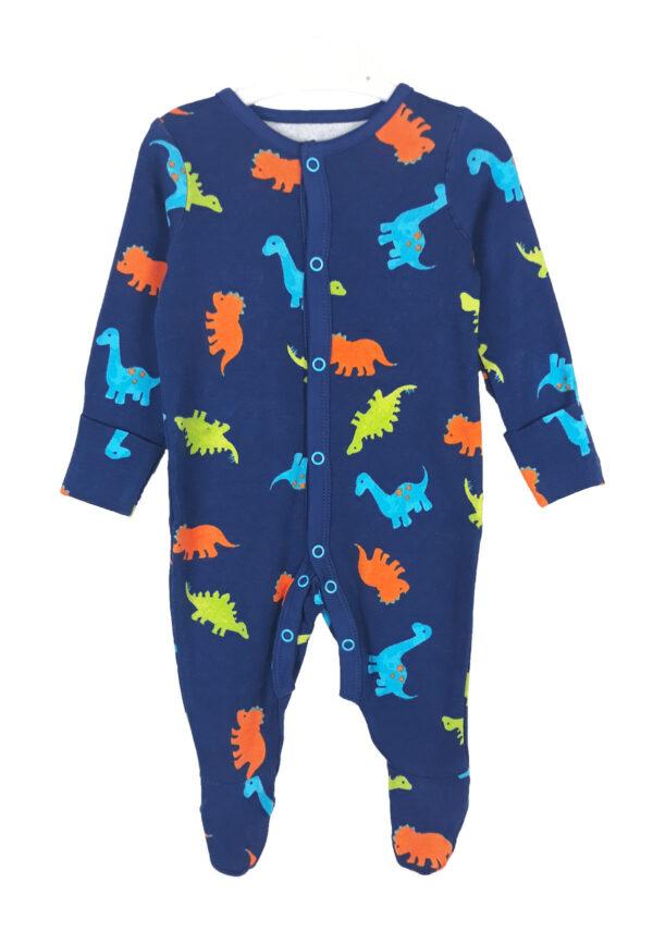 чоловічок синій з динозаврами Dunnes Stores