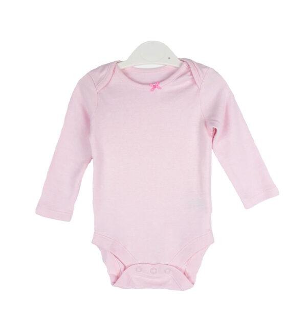 боді рожевий з бантиком Dunnes Stores