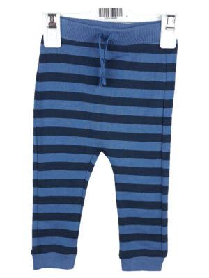 штани синьо блакитні смужки George