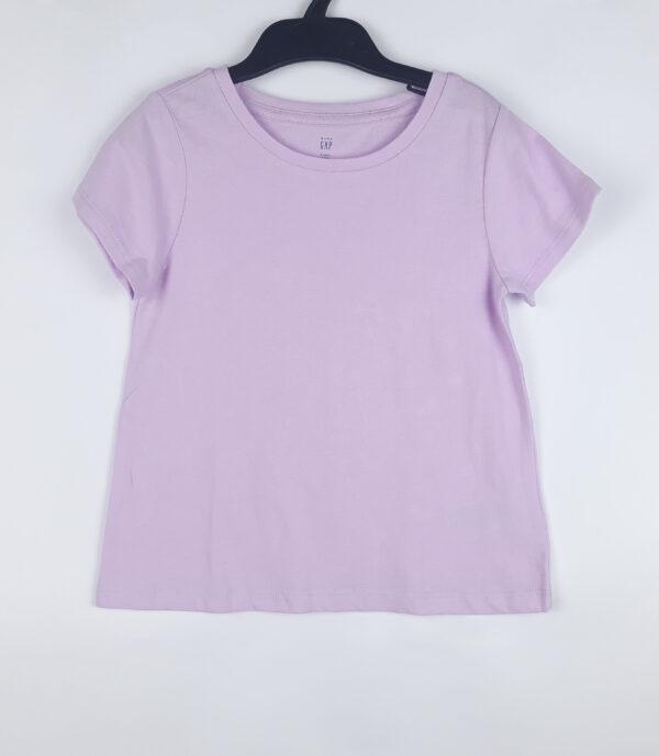 футболка фіолетова GAP
