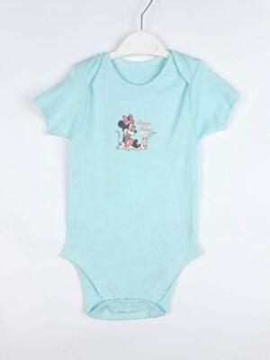 Боді Minnie Mouse на блакитному Disney George