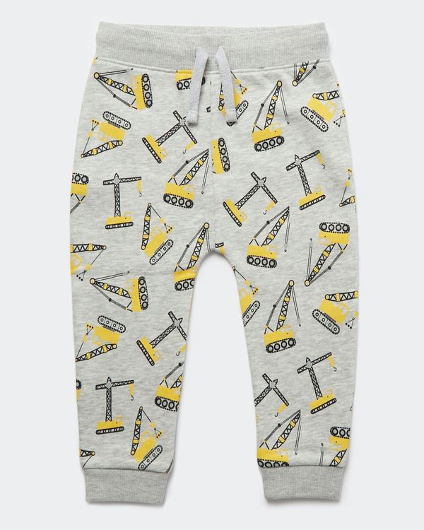 штани сірі з кранами Dunnes Stores