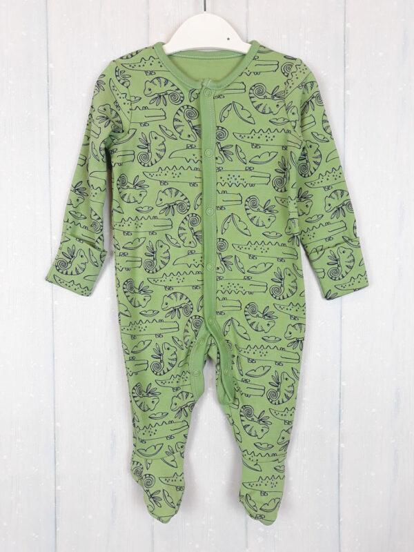 Чоловічок зелений з крокодилами Dunnes Stores