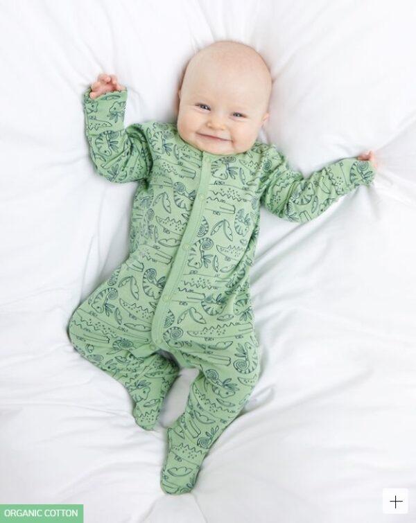 Чоловічок зелений з малюком Dunnes Stores