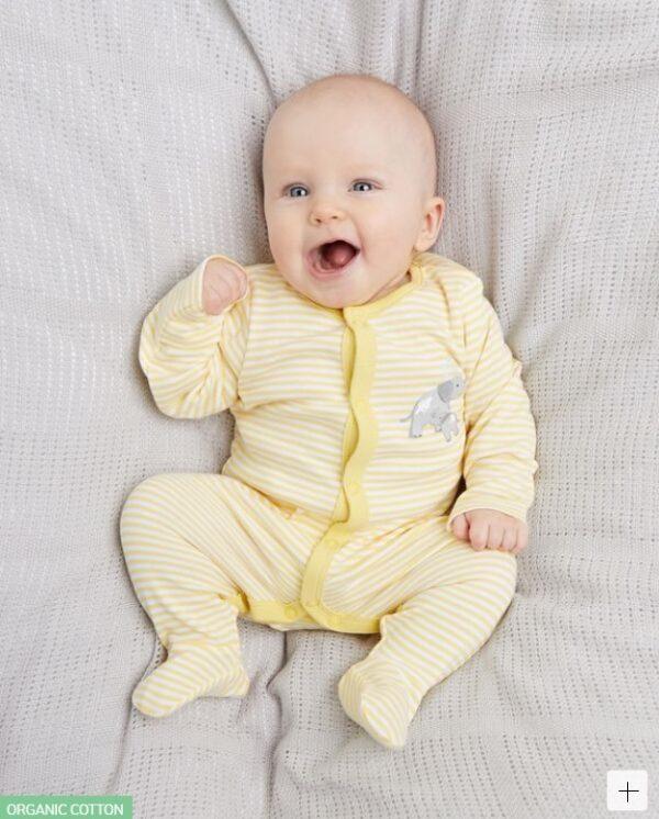 Чоловічок жовтий з малюком Dunnes Stores