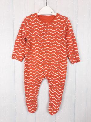 Чоловічок помаранчевий у смужку John Lewis & Partners