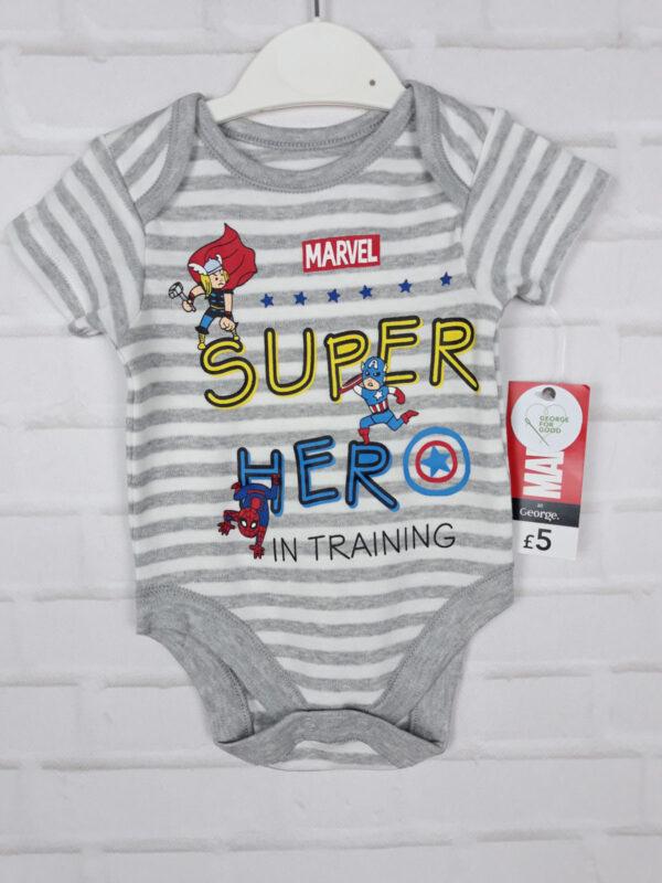 боді super hero Marvel George
