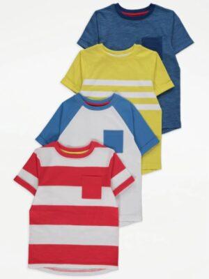 набір футболок різнокольорових George