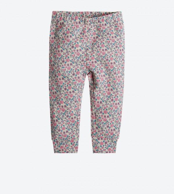 штани с цветами Cool Club