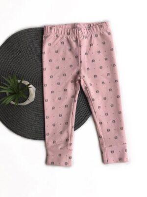 штани розовые с рисунком Cool Club